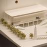 Valode&Pistre a également travaillé sur plusieurs réalisations au Parc des expositions de Paris.
