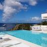 <b>Pour 45 millions.</b> Une villa de 4624 m² à Saint-Barthélémy, au-dessus de la plage de Shell Beach.