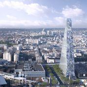 Paris : une nouvelle version de la tour Triangle à l'étude