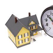 La durée du contrat de location d'un logement vide