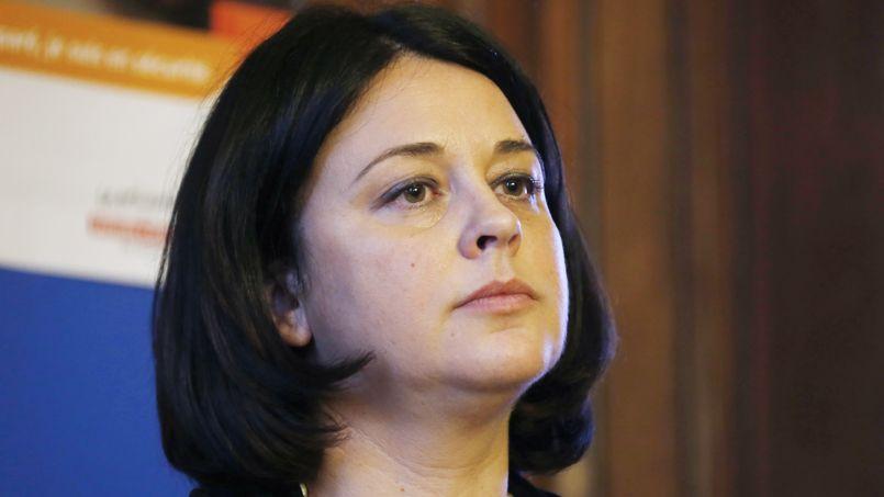 Pour la ministre du Logement, Sylvia Pinel, le gonflement du PTZ +, la création d'une catégorie de logements intermédiaires et l'aide à l'investissement locatif pèseraient près de 5 milliards d'euros. Crédit: T. Samson/AFP