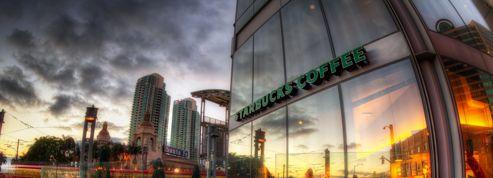 La présence d'un Starbucks fait grimper les prix de l'immobilier