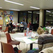 En Belgique, au cœur de l'université où l'on travaille 24h/24