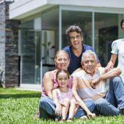 Acheter un bien immobilier avec ses enfants