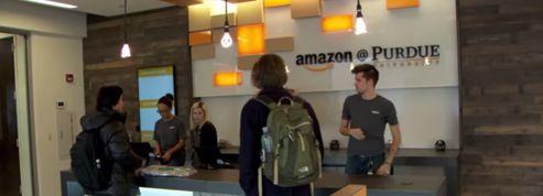 Amazon s'invite sur les campus américains