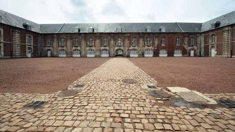 La citadelle Vauban, à Arras.