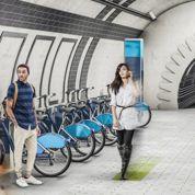 À Londres, d'anciens tunnels de métro pourraient devenir des pistes cyclables