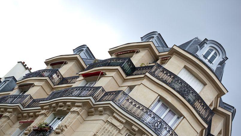 Les Parisiens soignent la façade de leur immeuble notamment car ils estiment que cela peut faciliter une négociation en cas de revente. Crédit: J. Palut/iStock