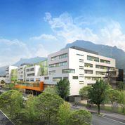 Grenoble : un nouveau «bâtiment intelligent» pour l'école d'ingénieurs Ense³