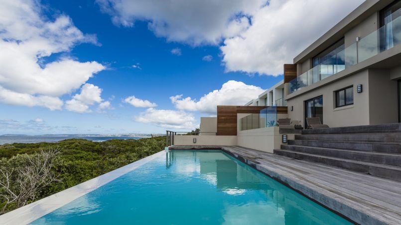 A l'avenir, ce genre de villa sud-africaine ne pourra sans doute plus appartenir à des étrangers. Crédit: mseidel/iStock