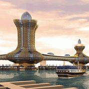 À Dubaï, une ville futuriste inspirée de la légende d'Aladin
