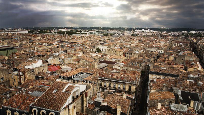 Bordeaux est la ville ou les arrivées dépassent le plus fortement les départs dans les déménagements.Crédit: Nadyaphoto/iStock