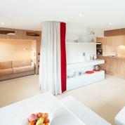 L'incroyable transformation d'un appartement de montagne vieillot