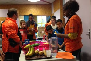 15 heures 05 - Atelier «Smoothie»