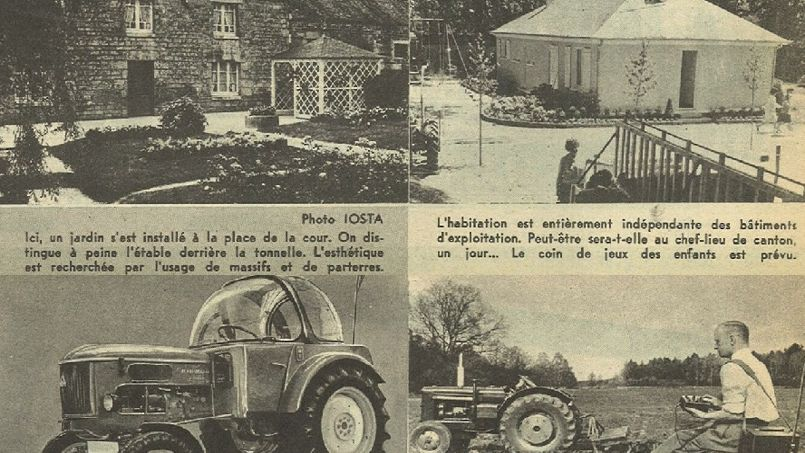 Extrait du Figaro agricole n°148, paru en mars 1964.