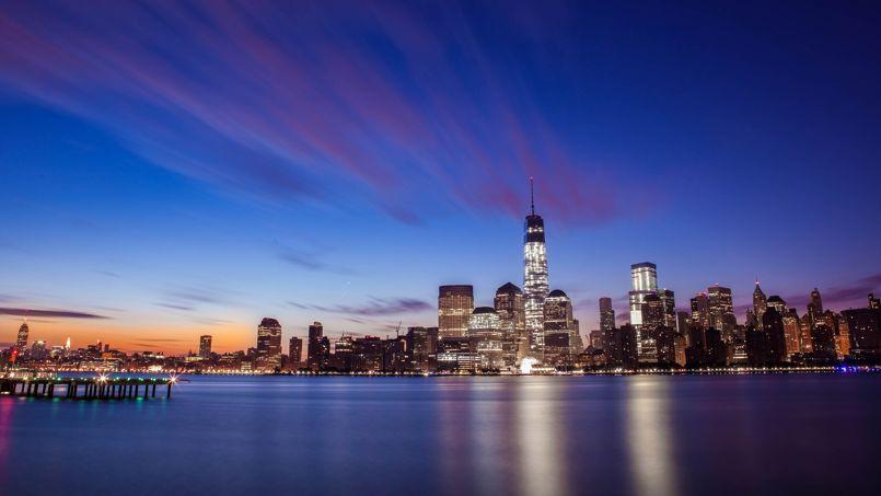 Le One World Trade Center, à New York. Crédit: Flickr.
