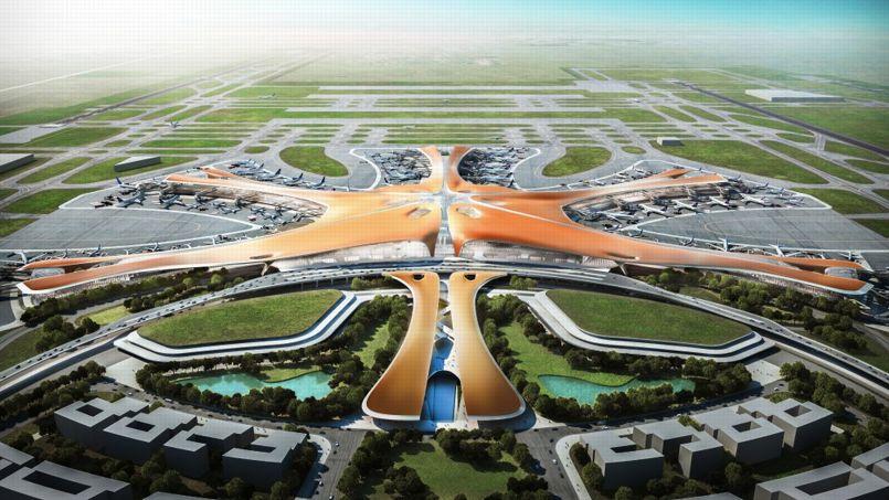 Résultats de recherche d'images pour «Le plus grand aéroport du monde est à Pékin»