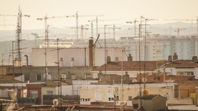Symbole des abus ayant conduit à la débâcle de l'immobilier espagnol, le promoteur Martinsa-Fadesa affichait une dette de 7 milliards d'euros en 2014. Crédit: MarioGuti/iStock