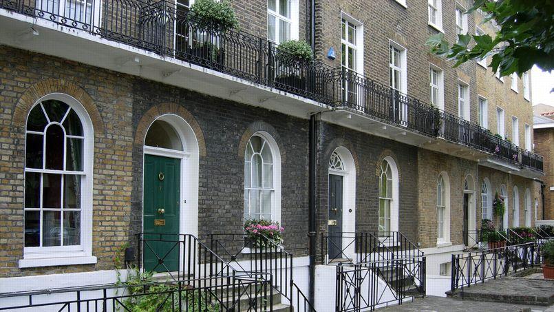 Hamilton Terrace, à Londres. Crédit: Flickr @ Michael Summers.