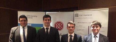 Des étudiants toulousains en finale européenne d'un challenge de finances