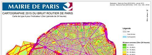 La ville de Paris part en guerre contre les nuisances sonores