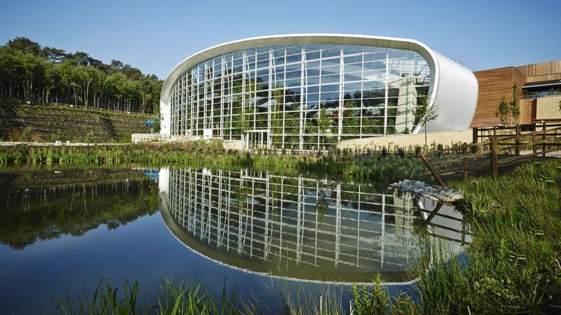 Le Center Parcs Woburn Foresta à Bedfordshire, Royaume-Uni (catégorie Meilleurs complexes hôteliers).