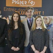 Innovation: quatre étudiants créent des parquets personnalisés