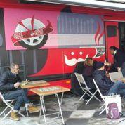 Des étudiants en gastronomie lancent un food truck pour lutter contre le gaspillage alimentaire