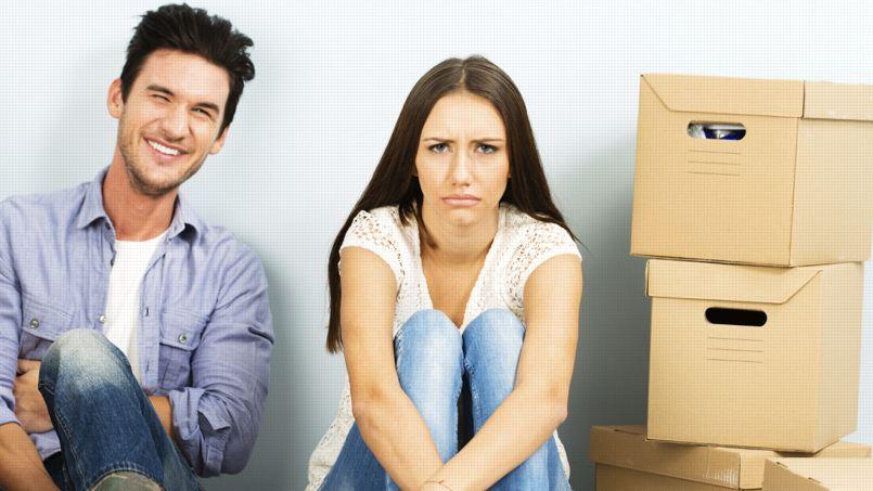 Parmi les jeunes qui disposent de leur logement, près des trois quarts ont une activité professionnelle. Crédit: iStock