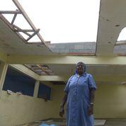 Vanuatu: après le cyclone, le lycée francophone n'est plus qu'un champ de ruines