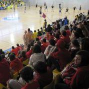 «Les Bronzés font du Crit»: 2.500 étudiants de Sciences Po à Grenoble pour un tournoi sportif