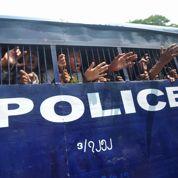 Birmanie : des étudiants encourent la prison pour avoir manifesté