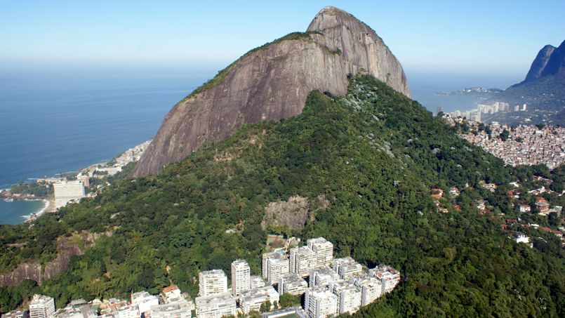 Une vue sur Rio de Janeiro. Crédit: Flickr @ Rubem Porto Jr.