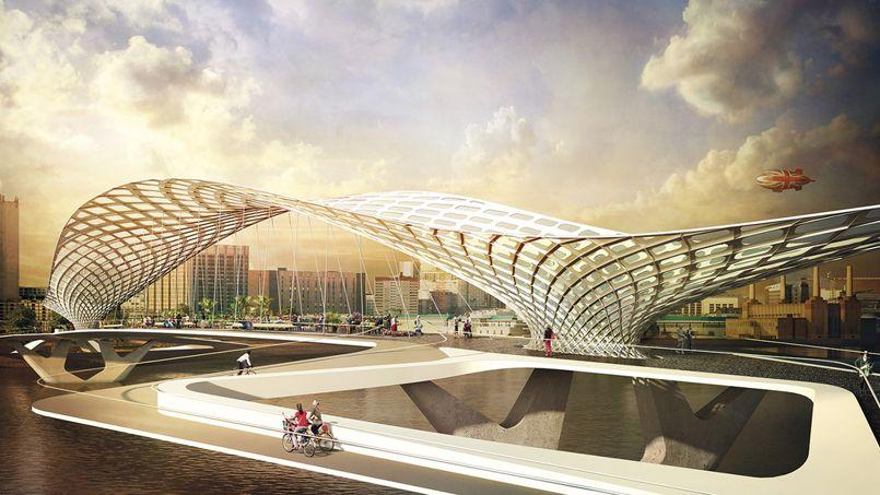 Les Projets Les Plus Fous Pour Le Nouveau Pont De Londres