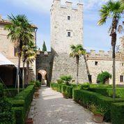 Un extraordinaire château avec 115 chambres est à vendre