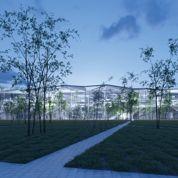 L'École polytechnique présente l'un de ses futurs bâtiments