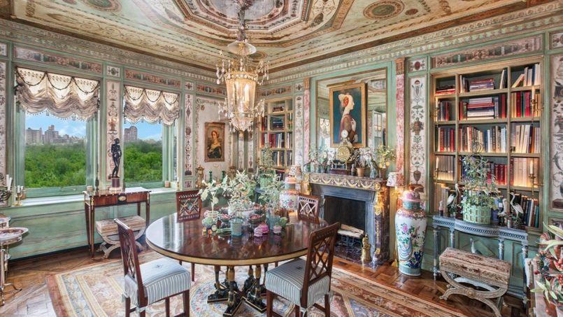 Un Petit Versailles à La Mode New Yorkaise