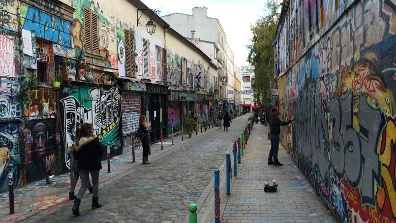 192 Paris Un Temple Du Street Art Vou 233 224 Dispara 238 Tre
