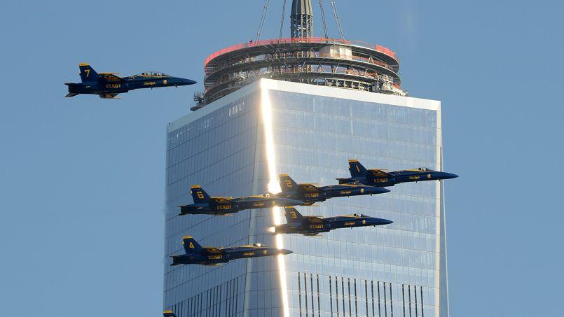 L'observatoire du nouveau World Trade Center ouvrira en mai.