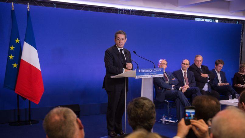 Nicolas Sarkozy suggère de donner au ministre du Logement le poids d'un ministre régalien.
