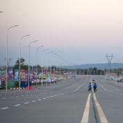 En Birmanie, une capitale fantôme six fois plus grande que New York