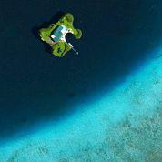 Achetez votre île privée flottante dans les Maldives