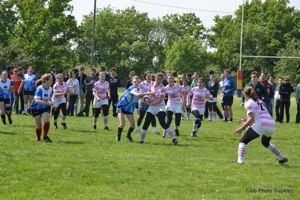 Le rugby féminin au TOSS