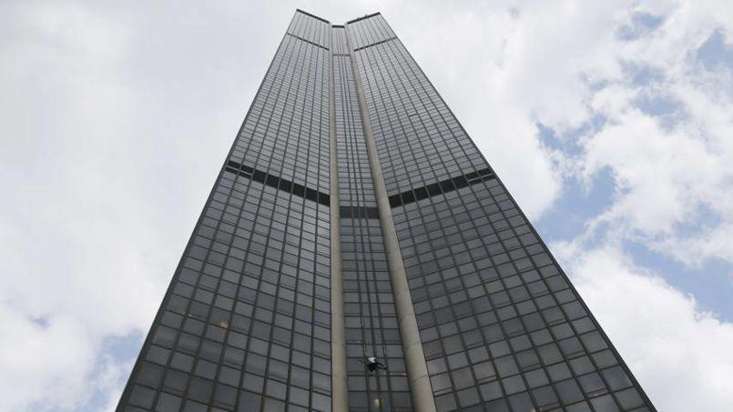 Vue de la tour Montparnasse.