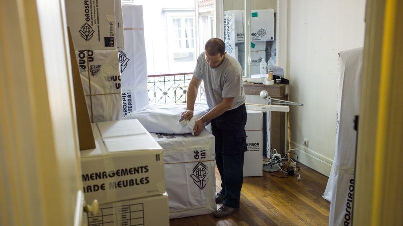 Selon l'enquête, 28% des personnes ayant déménagé ont fait appel à une société de déménagement en 2014 et elles seront 31% à l'envisager pour cette année.