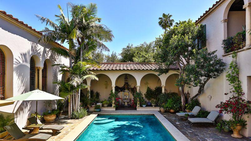 A Vendre L Immense Villa D Antonio Banderas Et Melanie Griffith