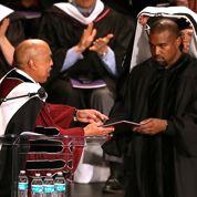 Kanye West vient d'obtenir son doctorat