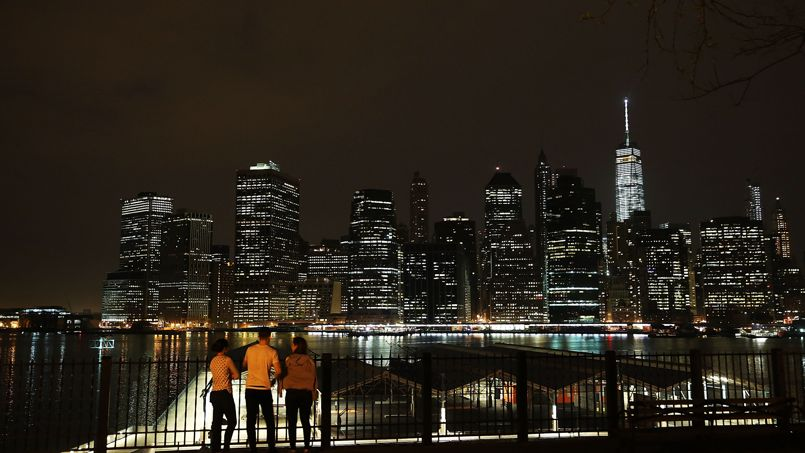 La skyline de Manhattan.