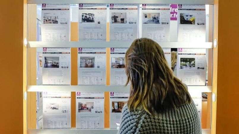 Seuls 2% des Français ont une opinion «très favorable» des professionnels de l'immobilier.                 <br/>                 Crédit: A. Robin/Le Figaro magazine