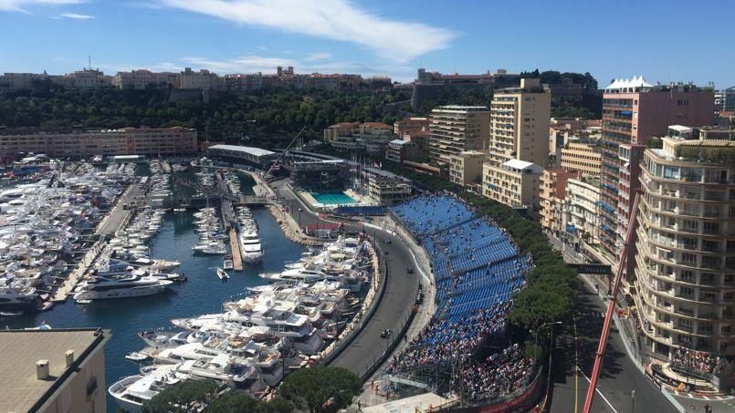 Un trois pièces de 80m2 avec 80m2 de terrasse se loue ainsi 50.000 euros pendant l'événement.